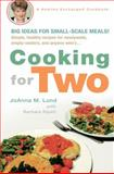 Cooking for Two, Joanna M. Lund and Barbara Alpert, 0399532544