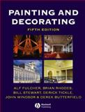 Painting and Decorating : An Information Manual, Fulcher, A. and Butterfield, Derek, 1405112549