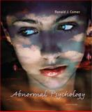 Abnormal Psychology, Comer, Ronald J., 1429282541