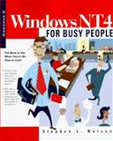 Windows NT for Busy People, Stephen Nelson, 0078822548