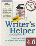 Writers Helper for Windows V4. 0 9780136152545