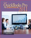 Using QuickBooks Pro 2011 for Accounting, Owen, Glenn, 1111822549