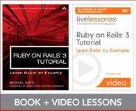 Ruby on Rails : Learn Rails by Example, Hartl, Michael, 0132492547