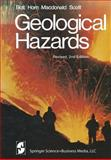 Geological Hazards, Bolt, B. A. and Horn, W. L., 0387902546