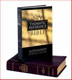 Thematic Reference Bible, McGrath, Alister, 0310282543