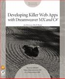 Developing Killer Web Apps with Dreamweaver MX and C#, Chuck White, 0782142540