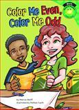 Color Me Even, Color Me Odd, Marcie Aboff, 1404852549