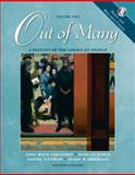 Out of Many Vol. 2 : A History of the American People, Media and Research Update, Faragher, John M. and Armitage, Susan H., 0131502557