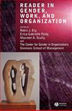 Reader in Gender, Work and Organization 9781405102551