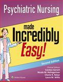 Psychiatric Nursing Made Incredibly Easy!, Lippincott Williams and Wilkins Staff, 145119255X