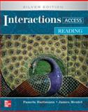 Interactions Access Reading Student Book + Ecourse Code, Hartmann and Hartmann, Pamela, 0077202554