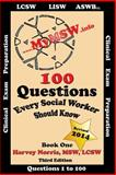 100 Questions Every Social Worker Should Know, Harvey Norris, 146374255X
