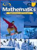 OH Mathematics : Applications and Concepts, Course 2, Student Edition, McGraw-Hill Staff, 0078652553