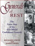 Generals at Rest, Richard Owen and James Owen, 1572492554