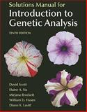 Solutions Manual for an Introduction to Genetic Analysis, Griffiths and Griffiths, Anthony J. F., 1429232552