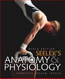 Anatomy and Physiology, VanPutte, Cinnamon and Regan, Jennifer, 0077402553