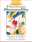Essentials of Human Sexuality