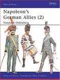 Napoleon's German Allies (2), Otto Von Pivka, 0850452554