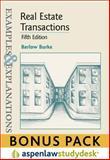 Real Estate Transactions, Burke, Barlow, 1454802553