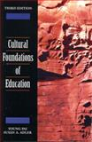 Cultural Foundations of Education, Pai, Young and Adler, Susan, 0130852554