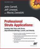 Professional Struts Applications 9781590592557