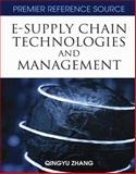 E-Supply Chain Technologies and Management, Zhang, Qingyu, 159904255X