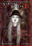 Vampire Hunter d Volume 20: Scenes from an Unholy War, Hideyuki Kikuchi, 1616552557