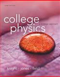 College Physics : A Strategic Approach Plus MasteringPhysics with EText -- Access Card Package, Knight, Randall D. and Jones, Brian, 0321902556