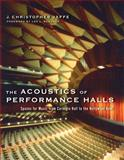 The Acoustics of Performance Halls Spaces for Music from Carnegie Hall to the Hollywood Bowl, Lee Jaffe, 039373255X