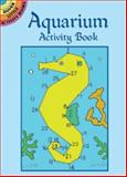 Aquarium Activity Book, Suzanne Ross, 0486412555
