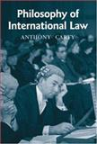 Philosophy of International Law, Carty, Anthony, 0748622551