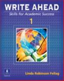 Write Ahead, Fellag, Linda Robinson, 0130272566