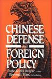 Chinese Defense Foreign Policy, Dreyer, June Teufel, 0943852560