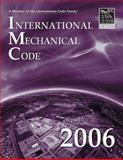 International Mechanical Code 2006, International Code Council Staff, 1580012566