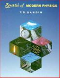 Essentials of Modern Physics, Sandin, T. R., 0201092565
