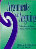 Arguments and Arguing 9780312042561