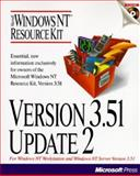MS Windows NT Resource Kit Version 3.51 Update 2, Microsoft Official Academic Course Staff, 1572312564