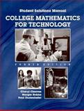 College Mathematics for Technology, Cleaves, Cheryl S. and Hobbs, Margie J., 0137272561