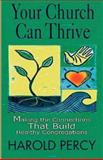 Your Church Can Thrive, Harold Percy, 0687022568