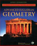 Advanced Euclidean Geometry : Excursions for Secondary Teachers and Students, Posamentier, Alfred S., 0470412569
