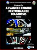Advanced Engine Performance Diagnosis, Worktext with Job Sheets, Halderman, 0131132563