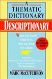 Descriptionary, Marc McCutcheon, 0345382560