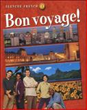 Glencoe French 1 Bon Voyage!, Schmitt, Conrad J. and Lutz, Katia Brillie, 0078212561