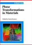 Phase Transformations in Materials, Kostorz, Gernot, 3527302565
