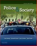 Police and Society, Roberg, Roy R. and Cordner, Gary, 0199772568