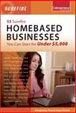 55 Surefire Homebased Businesses You Can Start for Under $5000, Kimball, Cheryl, 1599182564