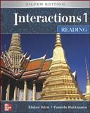 Interactions Level 1 Reading Teacher's Edition Plus Key Code for E-Course, Mari Vargo, 0077202562