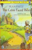The Cabin Faced West, Jean Fritz, 0140322566