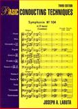 Basic Conducting Techniques, Labuta, Joseph A., 0133072576