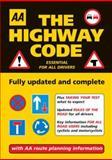 The Highway Code, AA Publishing Staff, 0749552573